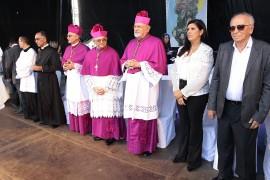 posse bispo 270x180 - Vice-governadora participa de acolhida e posse do novo bispo de Campina Grande
