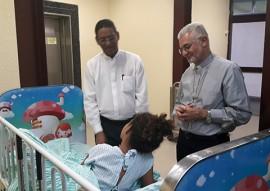 ses hospital de trauma recebe missa de natal por dom delson 1 270x191 - Dom Delson celebra missa de Natal no Hospital de Trauma de João Pessoa