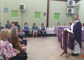 ses hospital de trauma recebe missa de natal por dom delson 2 270x191 - Dom Delson celebra missa de Natal no Hospital de Trauma de João Pessoa