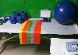 ses hospital de trauma setor de reabilitacao em fisioterapia 5 270x191 - Hospital de Trauma de João Pessoa inaugura sala reabilitação fisioterápica para os colaboradores