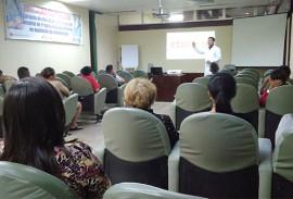 trauma da capital faz palestra para acompanhantes 3 270x183 - Saúde preventiva é discutida com acompanhantes em palestra no Hospital de Trauma de João Pessoa
