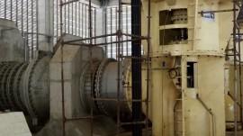 AESA Bomba da estação EBV4 270x151 - Aesa visita obras da transposição e engenheiros informam que vazão do São Francisco deve dobrar