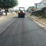 DER restaura rodovia que liga jacuma a br 101 (2)