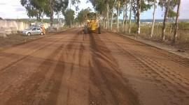 DER restaura rodovia que liga jacuma a br 101 3 270x151 - DER intensifica obras de restauração da rodovia ligando BR-101 a Jacumã