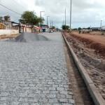 DER termina em fevereiro obras de pavimentacao de avenida em Jacare (4)