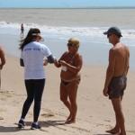 Praias do litoral paraibano recebem projeto de conscientizacao ambiental (2)