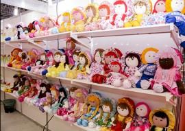 artigos da resposabilidade social foto walter rafael 3 270x191 - SALÃO DO ARTESANATO: Estande expõe bonecas confeccionadas por mulheres reeducandas