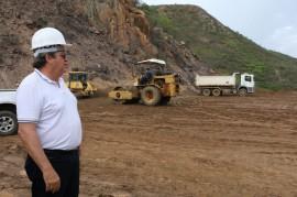 barragem imaculada1 foto Francisco França 270x179 - João Azevêdo inspeciona obras das barragens de Desterro e Imaculada