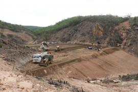 barragem imaculada3 foto Francisco França 270x179 - João Azevêdo inspeciona obras das barragens de Desterro e Imaculada