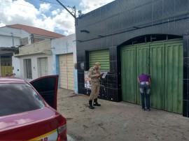 bombeirovistorias 1 270x202 - Bombeiros realizam vistoria em estabelecimentos comerciais na região do 2º BBM