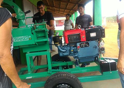 comunidade quilombola de livramento recebe equipamentos pelo procase (3)