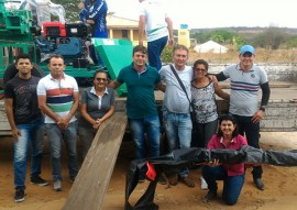 comunidade quilombola de livramento recebe equipamentos pelo procase 4 270x191 - Procase: Governo entrega equipamentos para comunidade quilombola de Livramento