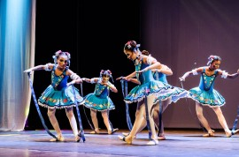dança Pinóquio 4 270x178 - Circuito Cardume chega à última semana com cinco espetáculos no Paulo Pontes