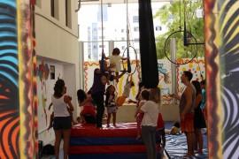 oficina crianças3 foto marcelo máximo 270x180 - Funesc abre inscrições para cursos regulares da sua Escola de Circo