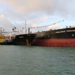 operação ship to ship - foto Francisco França