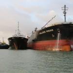 operação ship to ship1 - foto Francisco França
