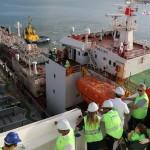 operação ship to ship5 - foto Francisco França