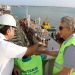 operação ship to ship6 - foto Francisco França