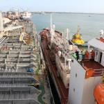 operação ship to ship7 - foto Francisco França