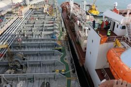 operação ship to ship8 foto Francisco França 270x180 - Ricardo acompanha operação piloto Ship to Ship no Porto de Cabedelo