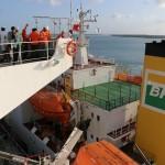 operação ship to ship9 - foto Francisco França