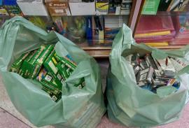 procon pb faz operacao volta as aualas foto procon pb 1 270x183 - Operação Volta às Aulas apreende materiais vencidos em lojas de João Pessoa