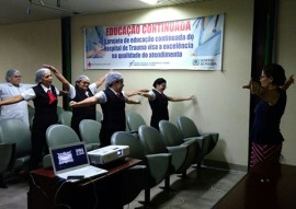ses Hospital de Trauma da Capital promove treinamentos para copeiros 3 270x191 - Hospital de Trauma da Capital promove treinamentos para copeiros
