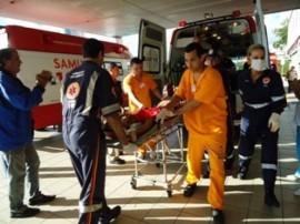 trauma 1 270x202 - Hospital de Trauma-JP registra aumento de 30% do número de vítimas de atropelamento em 2017