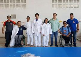 08 02 18 atletas paralimpicos 2 270x191 - Paraíba Paralímpica: Governo entrega material para modalidade de judô