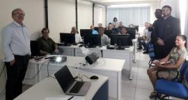 Foto treinamento do e Fisco 2 ok 270x144 - Receita inicia qualificação dos servidores das cinco gerências regionais