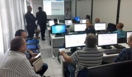 Foto treinamento do e Fisco 3 ok 270x158 - Receita inicia qualificação dos servidores das cinco gerências regionais