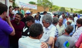 MONTE HOREBE4 foto José Marques 270x158 - Ricardo visita comunidades rurais beneficiadas com sistemas de abastecimento no Sertão