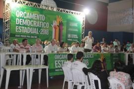 ode pombal1 foto alberi pontes 270x180 - Ricardo entrega benefícios e região de Pombal elege educação como prioridade na plenária do OD Estadual
