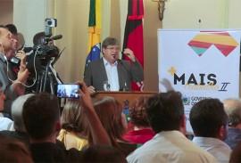 ricardo na solenidade de mais trabalho foto jose marques 6 270x183 - Ricardo lança Programa Mais Trabalho 2 e obras representam investimentos de R$ 200 milhões