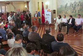 ricardo na solenidade de mais trabalho foto jose marques 8 270x183 - Ricardo lança Programa Mais Trabalho 2 e obras representam investimentos de R$ 200 milhões