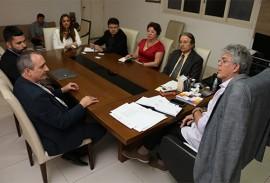 ricardo reune com diretoria da alpha francisco franca 7 270x183 - Ricardo assina Protocolo de Intenções com empresa do Mato Grosso do Sul que vai se instalar no Conde