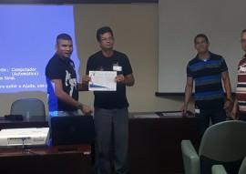 ses equipe de apoio recebe capacitacao e certificacao 4 270x191 - Equipe de apoio do Hospital de Trauma recebe certificado de capacitação