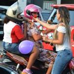 07-03-18 Ação do Dia Internacional da Mulher Foto-Alberto Machado  (16)