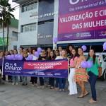07-03-18 Ação do Dia Internacional da Mulher Foto-Alberto Machado  (20)