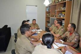 DSC 0077 270x180 - Conselho Superior do Corpo de Bombeiros se reúne no Quartel do Comando Geral
