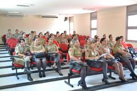 DSC 0085 270x180 - Efetivo feminino do Corpo de Bombeiros discute papel da mulher na Corporação
