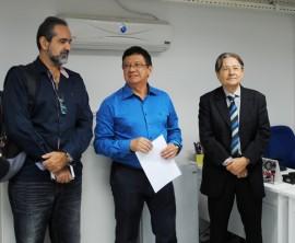 Foto INAUGURA  O Ger ncias SER PB 270x222 - Receita Estadual inaugura novas instalações das gerências de Administração e Finanças