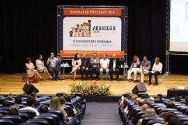 IMG 5809 270x180 - Seminário que discute o SUS diante das violências é aberto na Capital
