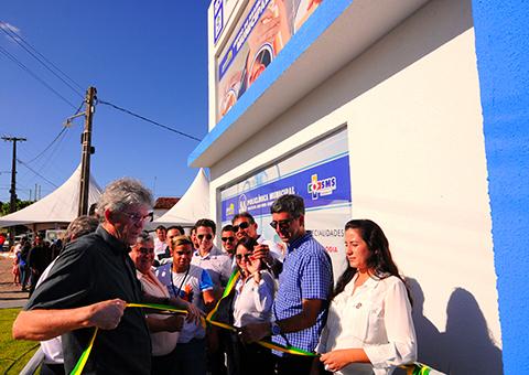 Ricardo entrega obra do PACTO SOCIAL em JURIPIRANGA policlinica municipal foto jose marques (1)