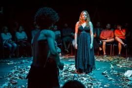 Travessia Kassandra Brandão 2 270x180 - Funesc realiza Mostra Feminina de Teatro em seis cidades da Paraíba
