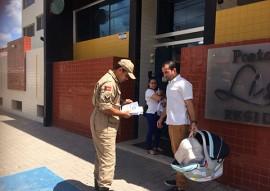 bombeiros ligue 193 na regiao de cabedelo 4 270x191 - Companhia Independente de Bombeiro Militar inicia Operação Ligue 193 no município de Cabedelo e região