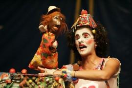 dia do teatro e circo PALAHÇA DECRIPOLOU TOTEPOU ODILIA NUNES1 270x180 - Dia Nacional do Circo é comemorado com espetáculos em três cidades paraibanas