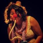 dia do teatro e circo-Palhaça Maria do Socorro Cris Leandro