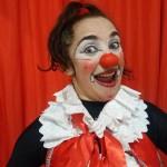 dia do teatro e circo-pALHAÇA kIKA - mARINALVA rODRIGUES