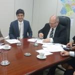 fundac e sdh e tre pb faz cooperacao para o pleito 2018 (2)